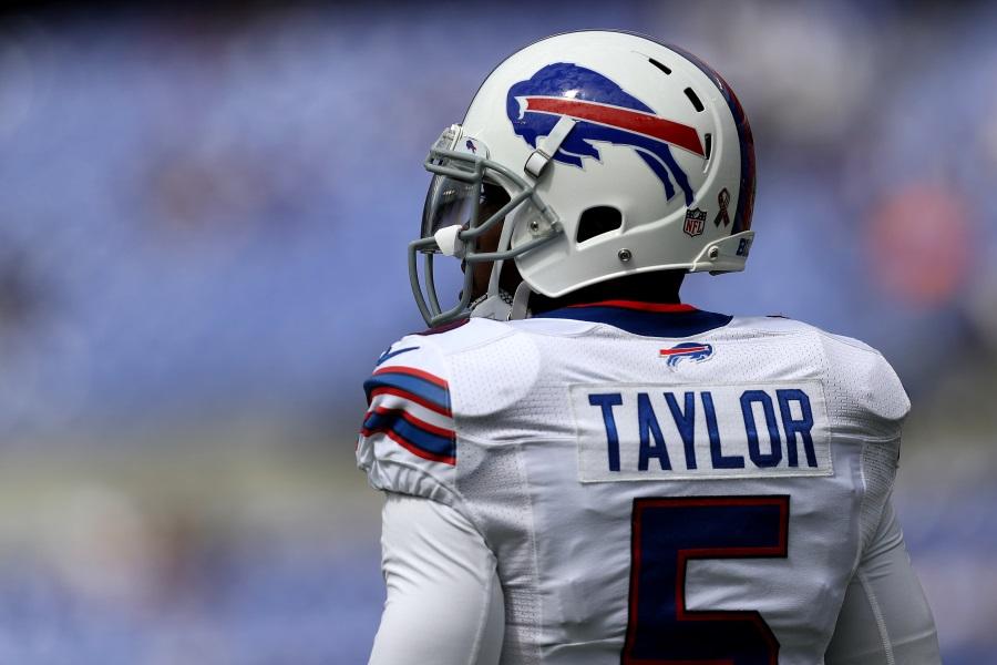 QB Tyrod Taylor