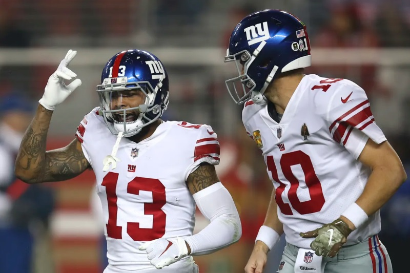 Eli a Odell