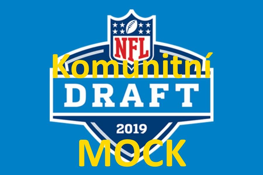 Komunitní NFL mock draft 2019