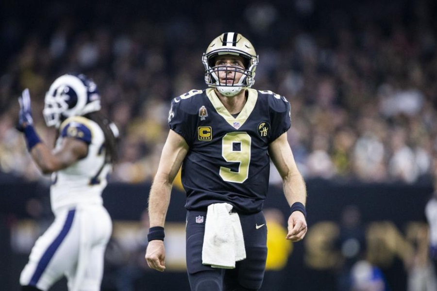 QB Drew Brees