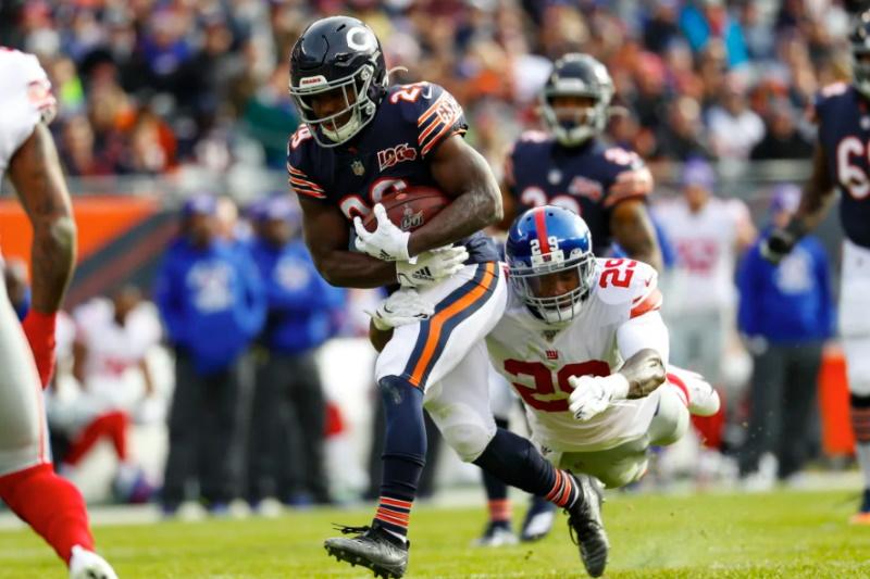Giants, o krok pozadu